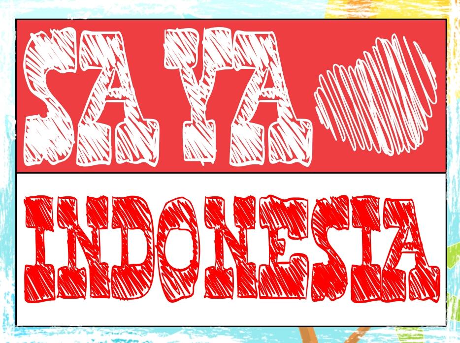 besok tanggal 17 Agustus a.k.a. hari Kemerdekaan Republik Indonesia