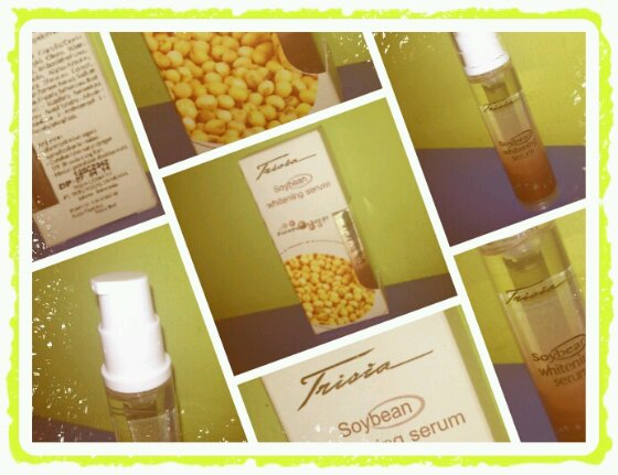 Trisia Soybean Whitening Serum (1/5)