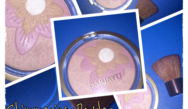 REVIEW: Sariayu Shimmering Powder