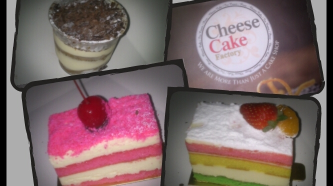 EAT: 3 Cakes From Cheese Cake Factory