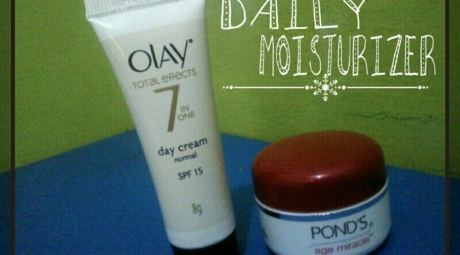 REVIEW: Daily Moisturizer Story