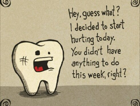 DRGNITA: Ayo ke Dokter Gigi Sebelum Sakit!!!