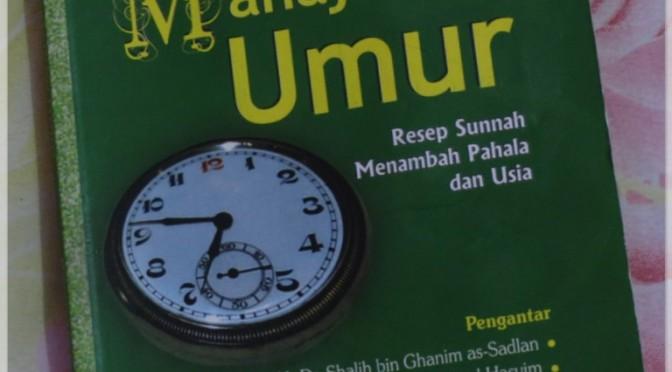 BOOK: Manajemen Umur