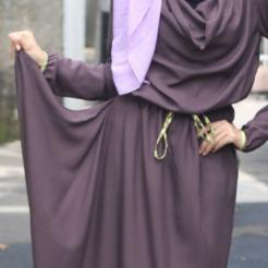 Tansy Dress Brown