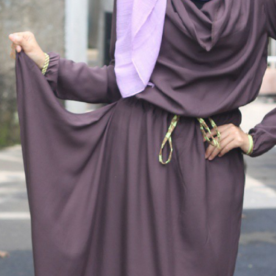 Tansy Dress Brown