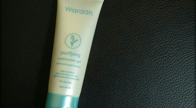 REVIEW: Wardah Purifying Moisturizer Gel