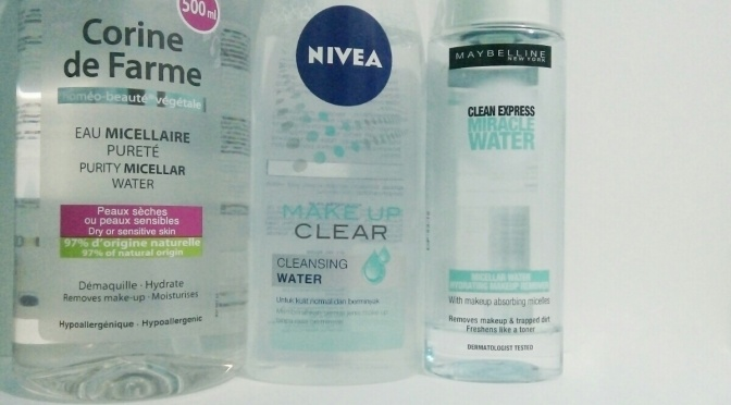 REVIEW: 3 Micellar Water Murah Meriah Hore