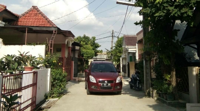 Bye B187JUS dan Hilangnya Tiket Parkir Paling Epik
