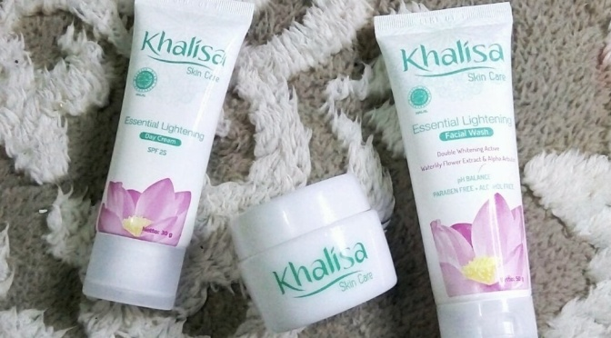 BEAUTY: Khalisa Skincare – Basic Skincare That I Trust