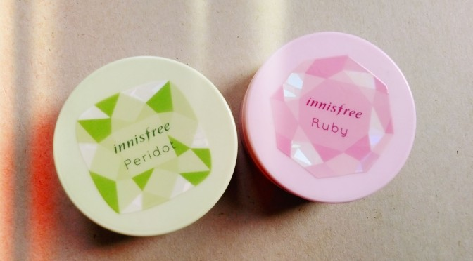 BEAUTY: Innisfree No-Sebum Mineral Powder