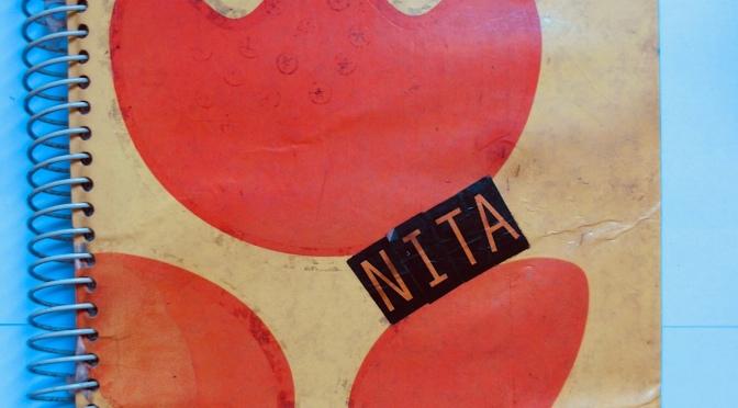 Bullet Journal Tertua Nita, sejak 2005